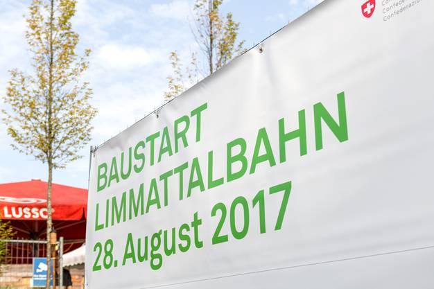 Die Limmattalbahn verbindet ab Ende 2022 die Gemeinden Zürich-Altstetten, Schlieren, Urdorf, Dietikon, Spreitenbach und Killwangen.