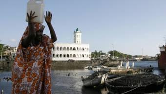 Mehr als die Hälfte der Bevölkerung der Komoren lebt in Armut. (Archivbild)