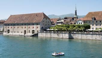 Autoren schätzen die entspannte Atmosphäre: «Solothurn schafft Intimität», sagt Zora del Buono.