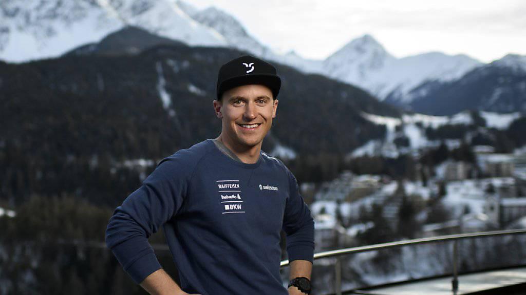 Nevin Galmarini bleibt trotz schwieriger Vorbereitung eine grosse Schweizer Medaillenhoffnung an den Weltmeisterschaften in Park City
