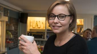 Dominique Lysser setzt sich beruflich und privat für mehr Gleichberechtigung ein.
