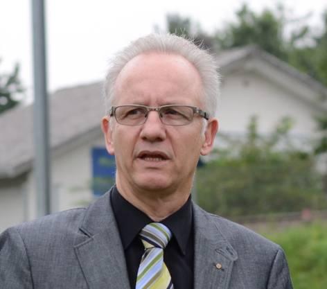 Biberist: Martin Blaser, FDP (bisher)