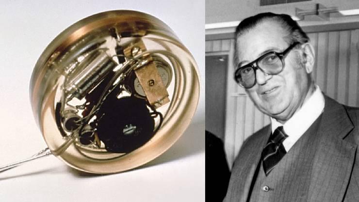 Arne Larsson bekam 1958 den ersten Herzschrittmacher implantiert