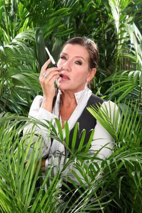 Schauspielerin Katy Karrenbauer, 48, bekannt als «Walter» in der Frauenknastserie «Hinter Gittern».