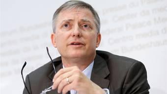 NDB-Chef Markus Seiler behält die Gefahr durch eingeschleuste Terroristen auf seinem Radar.