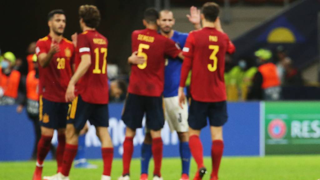 Nach 37 Spielen verliert Europameister Italien wieder einmal
