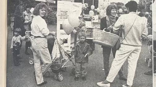 14. Juni 1991: Limmattaler Frauen forderten, diskutierten und feierten.