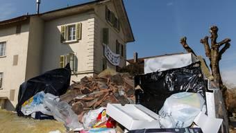 Hausbesitzer sollen sich gegen unerlaubte Hausbesetzungen wirksamer wehren dürfen. (Symbolbild)