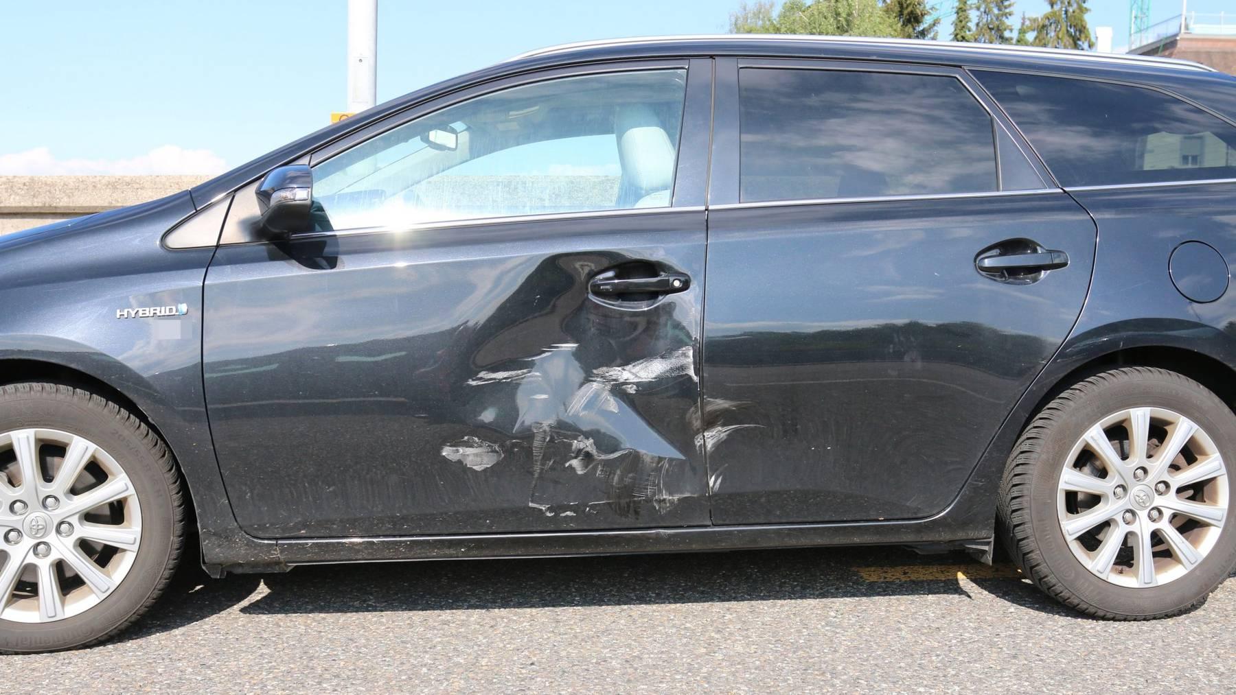 An beiden beteiligten Autos entstand Sachschaden.
