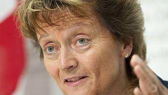 Eveline Widmer-Schlumpf verhängte keine Datensperre