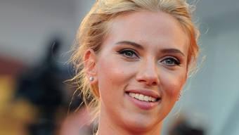 Scarlett Johannsson in Venedig