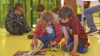 Panini-Tauschbörse Baselbieter Kantonsbibliothek