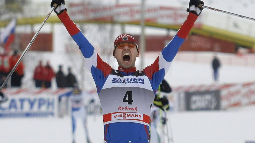 Der letzte Weltcup-Start des russischen Langläufers Ilja Tschernoussow liegt mehr als vier Jahre zurück
