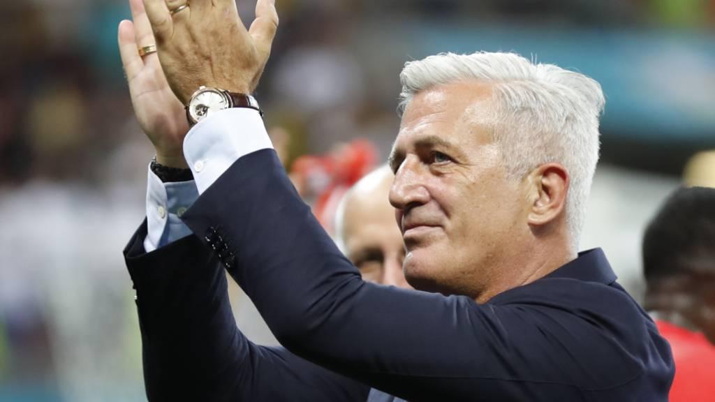 Vladimir Petkovic nach dem grossen Sieg gegen Frankreich: «Wie die Kirsche auf der Torte»