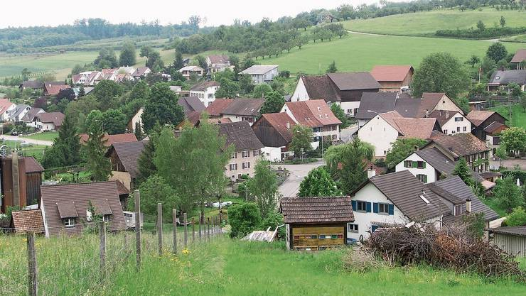 Olsberg liegt idyllisch. Von den 359 Einwohnern sind 101 über 65 Jahre alt.