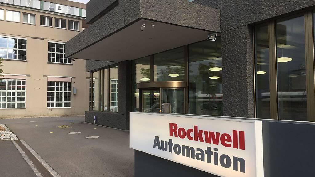 Bei der Firma Rockwell Automation mit Hauptsitz in Aarau droht ein Stellenabbau. Laut Gewerkschaften sind 250 der 500 Arbeitsplätze in Gefahr.