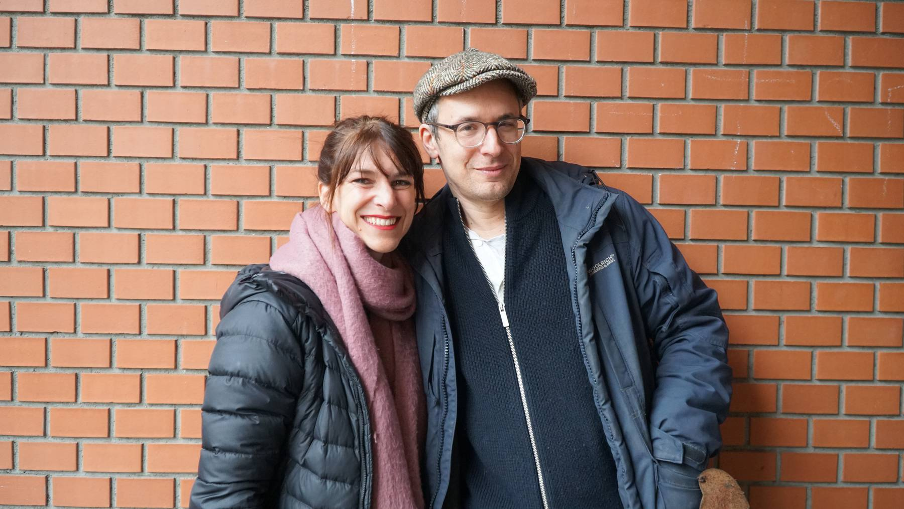 Sharon Zucker mit Micha Lewinsky