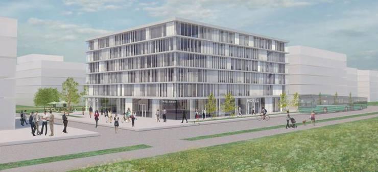Dazu gehört jedoch auch die Planung von gleich zwei neuen Hotels für die Geschäftsreisenden.