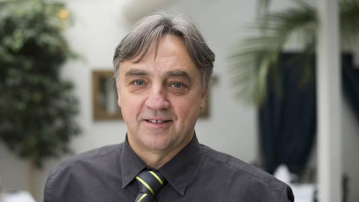 Elio Frapolli VZD-Präsident