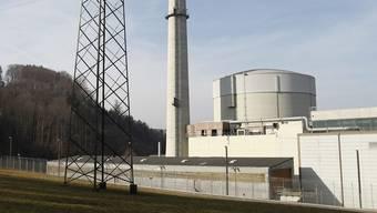 AKW Mühleberg: eines von fünf Schweizer Atomkraftwerken