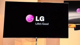 Eine Präsentation von LG (Archiv)