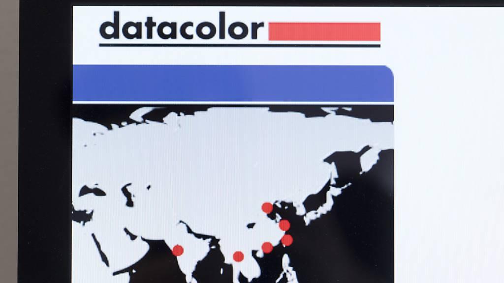 Datacolor rutscht wegen Coronakrise in die roten Zahlen