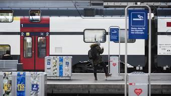 Am Sonntagabend, 3. Mai 2020, wurde der Hauptbahnhof Zürich wegen verdächtiger Gegenstände gesperrt. (Archivbild)
