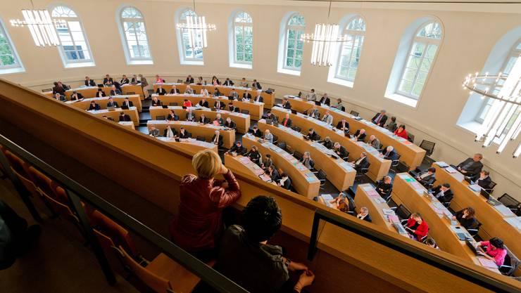 Heute findet die zweite Sitzung der Legislaturperiode des Grossrats statt.