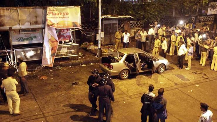 Anschlag in Mumbai
