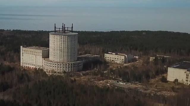 Stalins Turm: Dieses Sowjet-Gebäude in Russland  wirft bis heute Rätsel auf