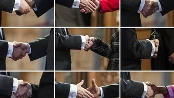 """In der Wandelhalle des Bundeshauses in Bern hat nicht länger der alte """"Filz"""" das Sagen, sondern die Lobbyisten. (Symbolbild)"""