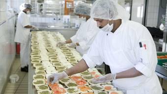 Menu and  More AG: Laut Geschäftsführer Markus Daniel konnte die Geschäftstätigkeit massiv ausgeweitet werden.