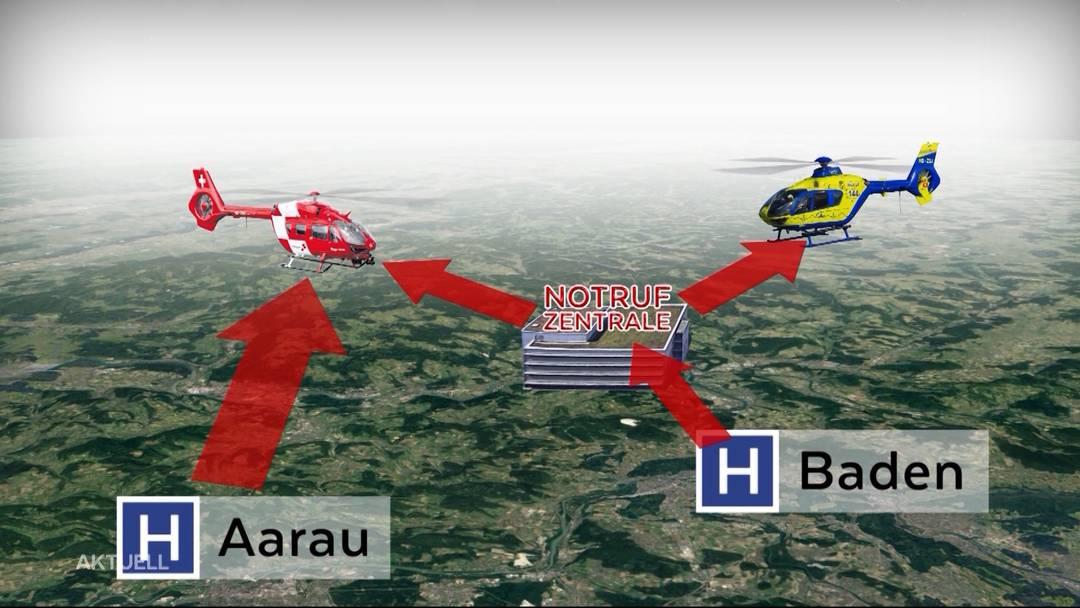 Kantonsspital Aarau ändert seine Praxis bei Verlegungsflügen