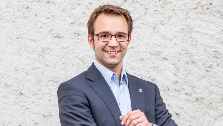 Sein Herz schlägt für Politik und Geschichte: Titus Meier.