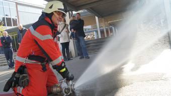 Hauptübung Feuerwehr Dietikon