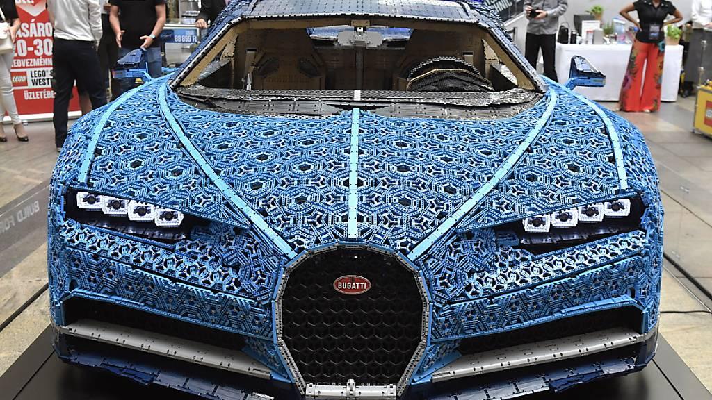 VW-Konzern verkauft Mehrheit an seiner Luxusmarke Bugatti