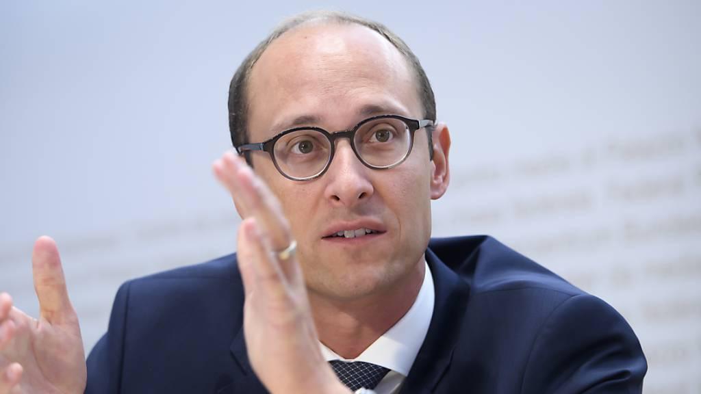 Soll 2023 «höchster Schweizer» werden: der Bündner CVP-Nationalrat Martin Candinas. (Archivbild)