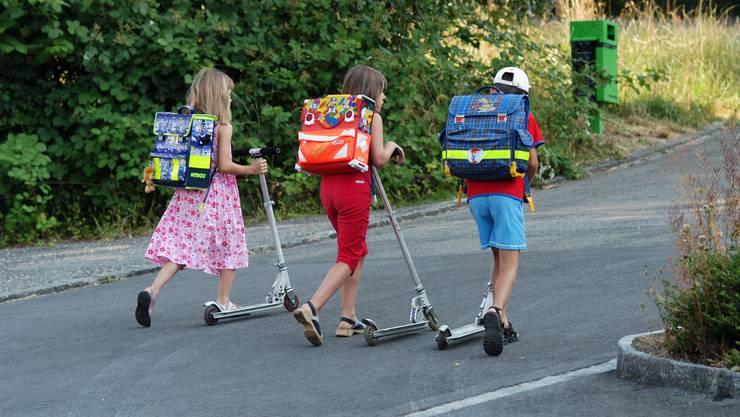 Eltern von Kindern mit unzumutbarem Schulweg sollten die Mögilchkeit erhalten, Unterstützung zu beantragen.