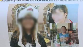 Drei Tage lang versteckten sich die 12-jährige Céline und ein 21-Jähriger. Wegen sexuellen Handlungen klagt die Staatsanwaltschaft den Deutschen an.