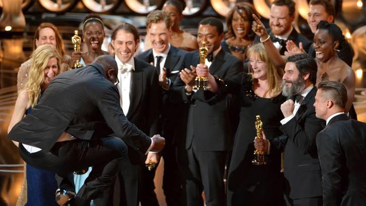 12 Years A Slave Ist Bester Film Gravity Räumt Sieben Oscars Ab