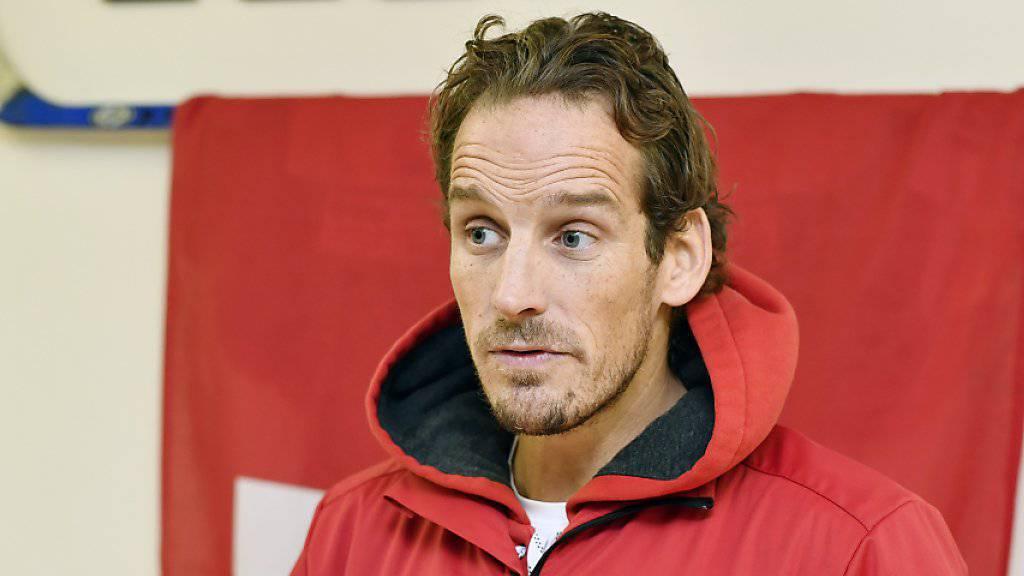 """Eishockey-Nationaltrainer Patrick Fischer will am Deutschland Cup auch mit dem """"erweiterten"""" Nationalteam überzeugen"""