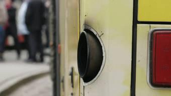 Dieselfahrzeuge stossen auch winzige Russpartikel aus (Symbolbild)