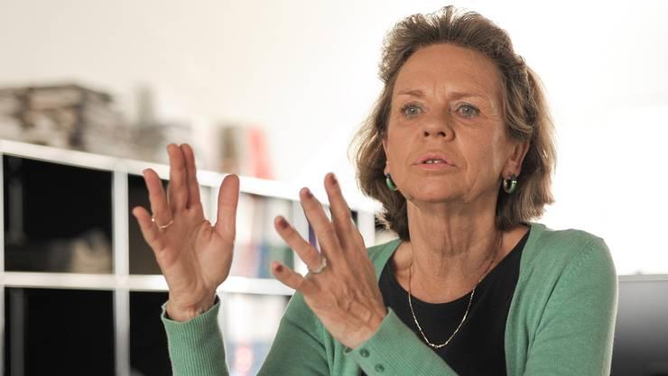 Dominique de Rougement möchte die Alliance Française auch für Leute öffnen, die nicht frankofon sind.Martin Töngi