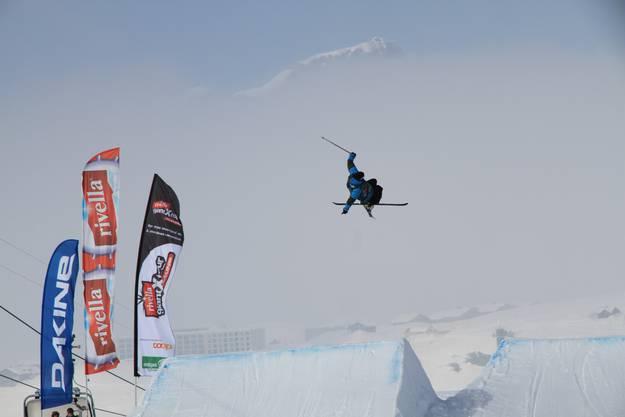 Die «Big Air» Fahrer sind bekannt für ihre halsbrecherischen Jumps.