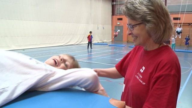 Eliane Voser – Die Heldin der Primarlehrerinnen