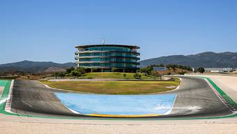 Schauplatz des Saisonfinales in der Motorrad-WM: der Autodromo Internacional do Algarve in Portimão