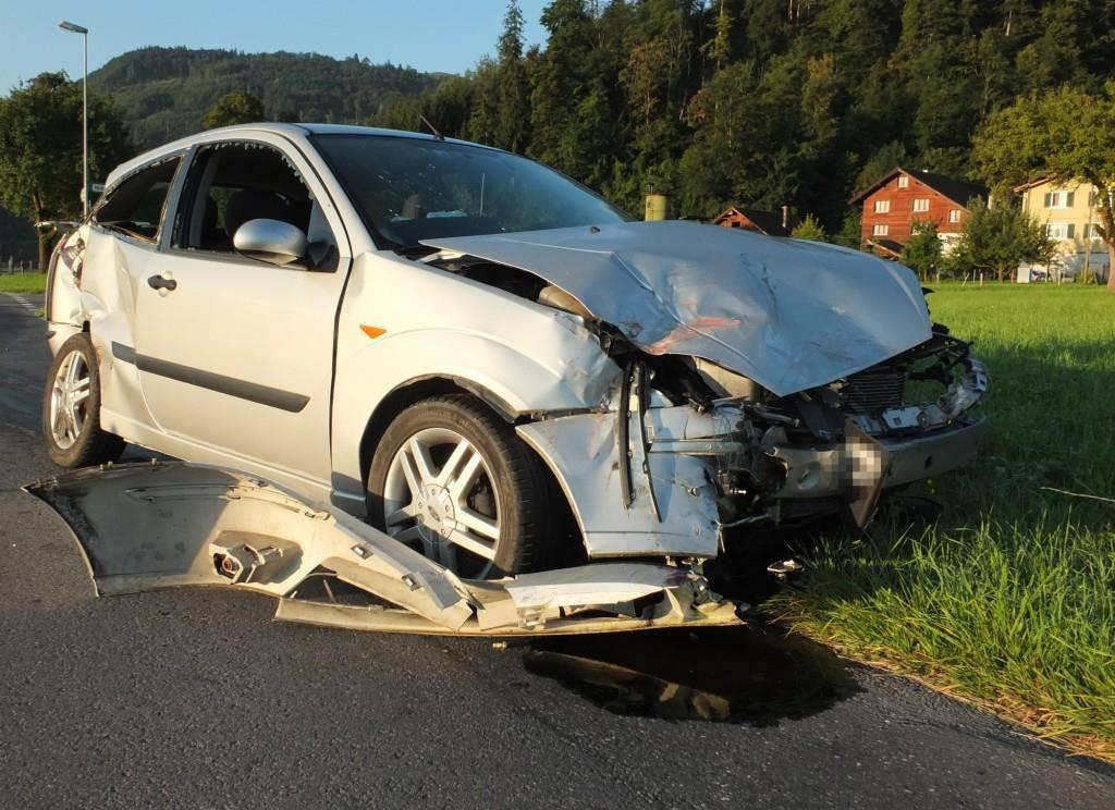 Unfall Altstätten