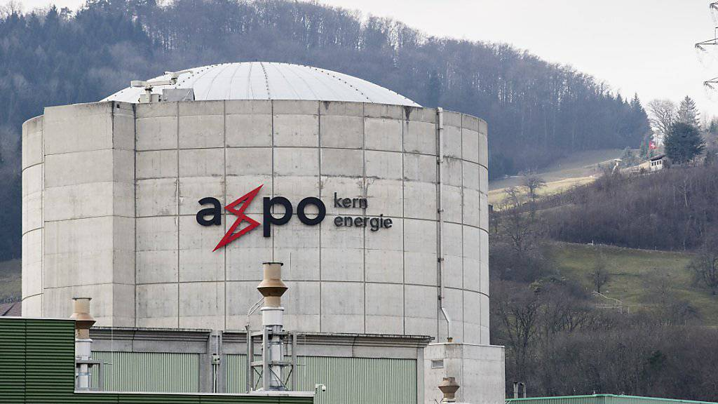 Das Marktumfeld für Energiekonzerne bleibt schwierig: Axpo setzt weniger um und erzielt geringeren Gewinn. (Archivbild)