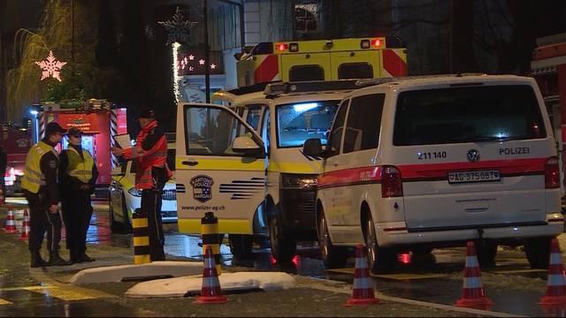 60 Personen bei Tiefgaragenbrand evakuiert