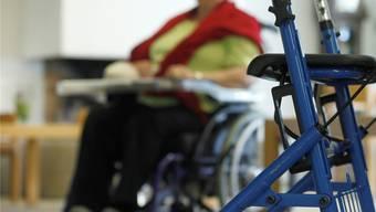Wohnen im Alter und Betreuung sind auch Themen des Altersleitbildes.